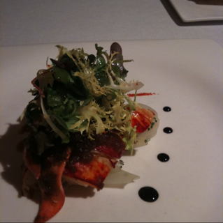 Sauc - Lobster Salad