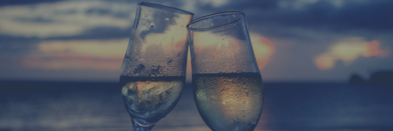 White Text Photo Simple Wine Night Party Twitter Header (1)